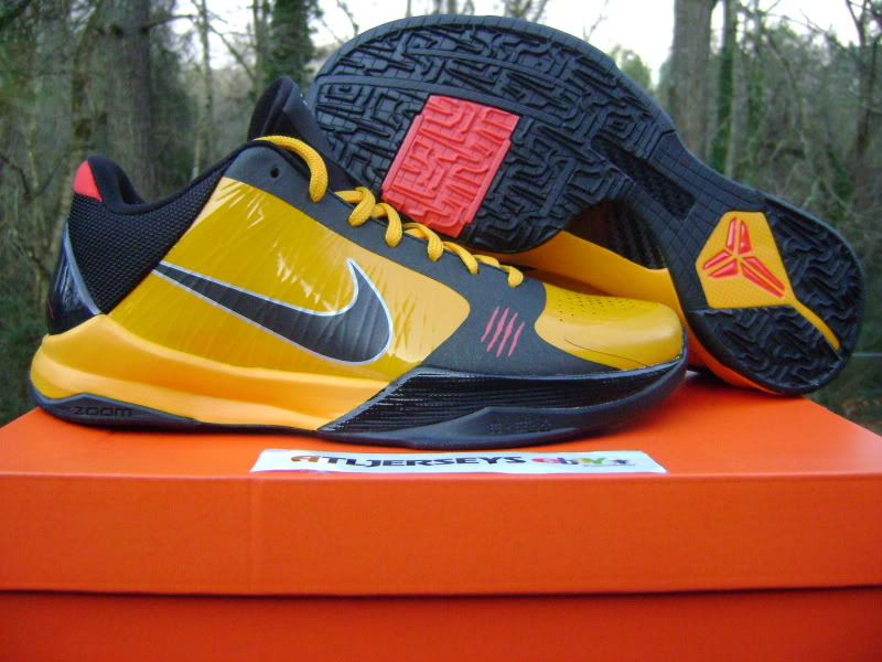 newest 481bf e379f update nike zoom kobe v release date changes for dark knight ...
